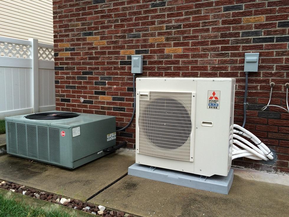 Brooklyn Ductless Mini-Split HVAC Install